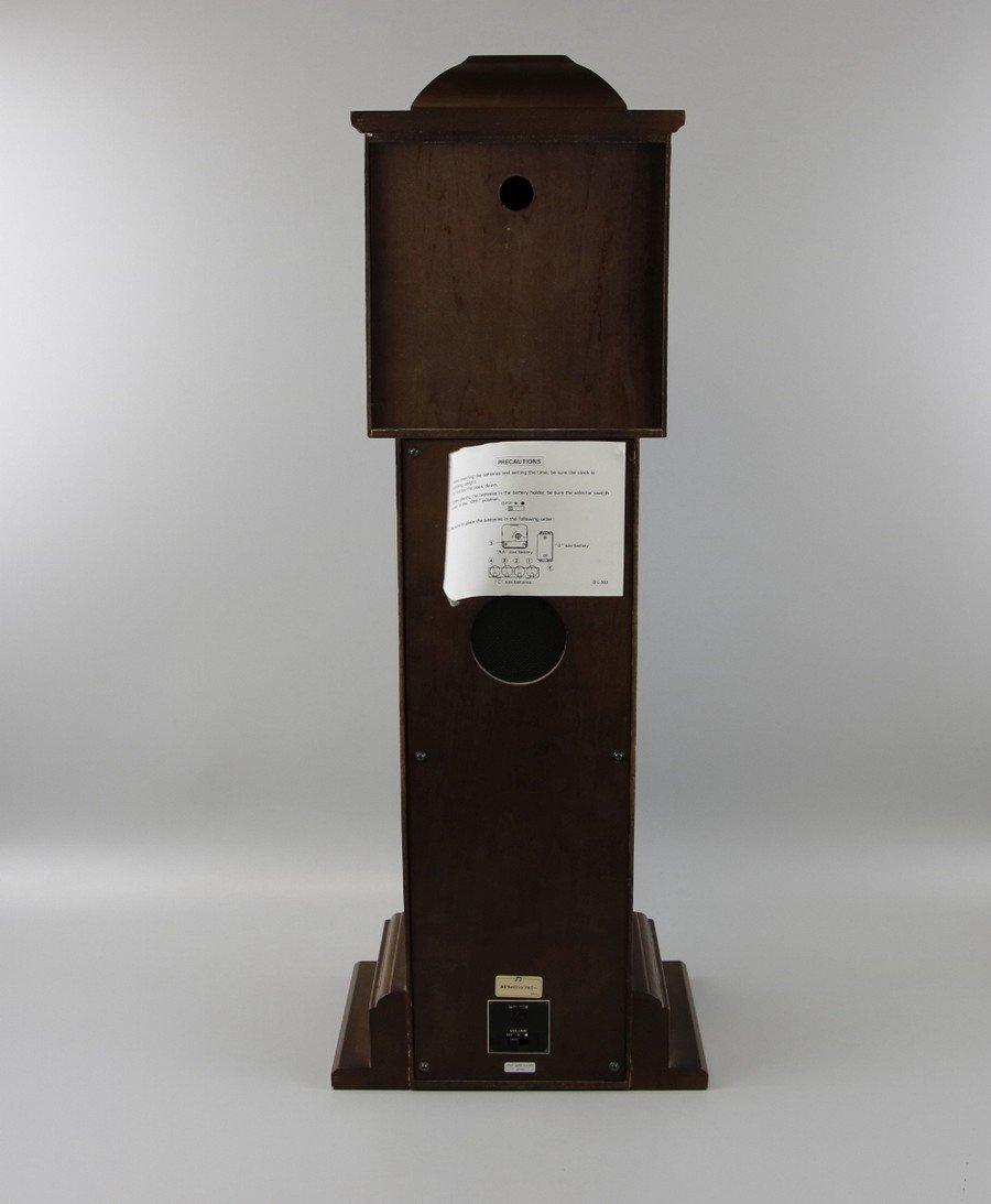 Seiko Quartz Symphony Mantel Clock - 4