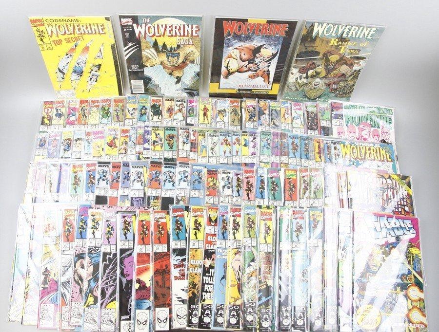 Wolverine Marvel Comics - 2