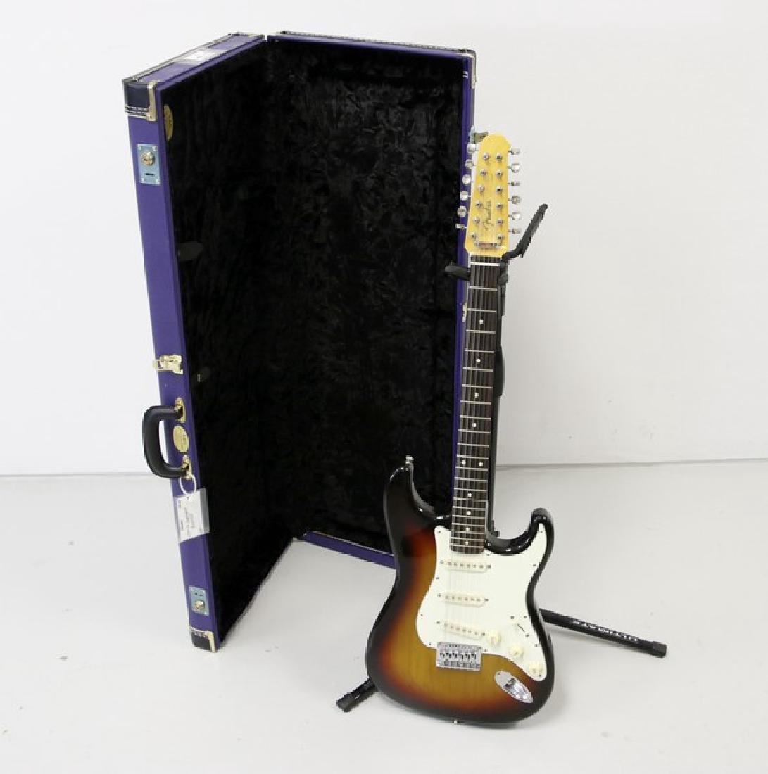 Guitar Fender Electric Twelve String StarBurst Stratoca