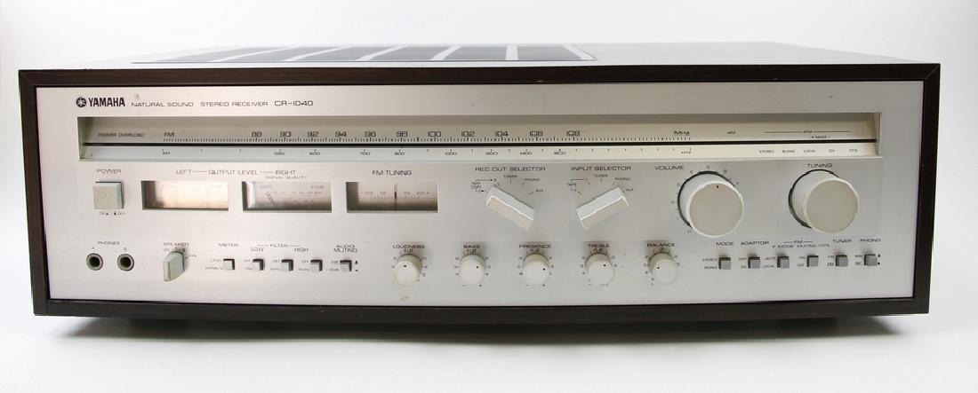 Yamaha CR-1040 Stereo Receiver