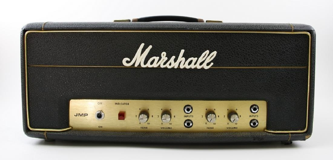 Amplifier Marshall JMP PA 20 Tube Amp