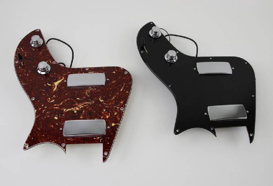 Taylor Loaded Pickguard for Solid Body