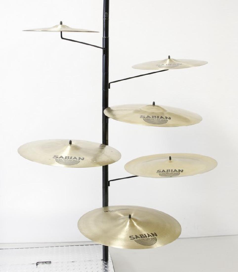Drum Sabian Cymbal Set