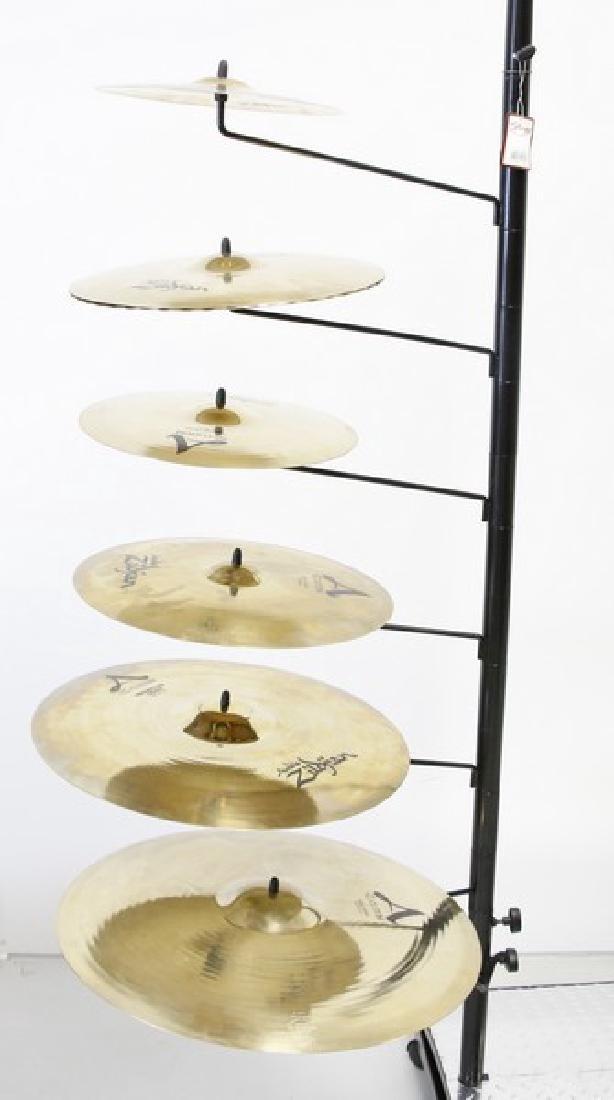 Drum Zildjian Custom Cymbal Set