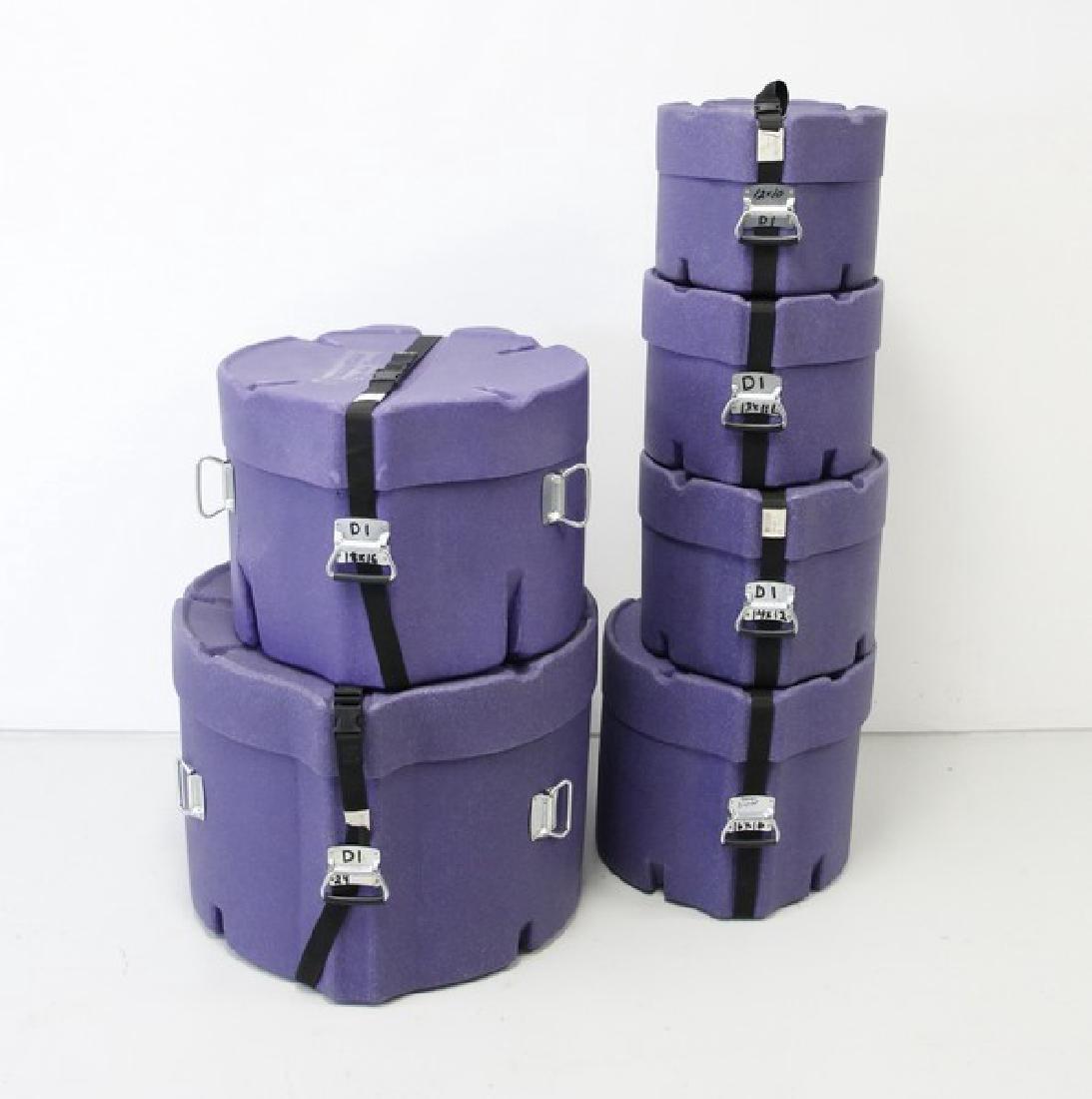 Elite Air Series Hard Drum Cases