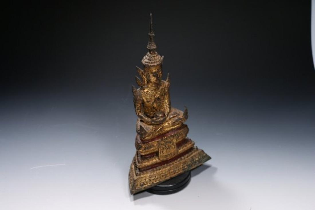 Bronze Ratanikosin Buddha - 2
