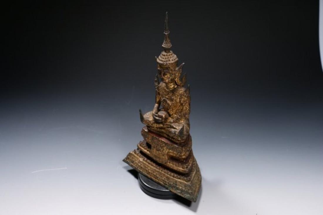 Bronze Ratanikosin Buddha - 3