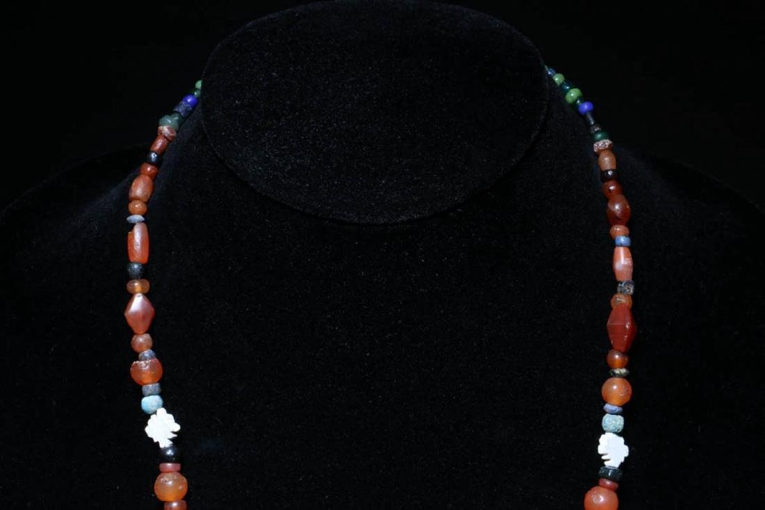 Ancient Beaded Necklace - 2