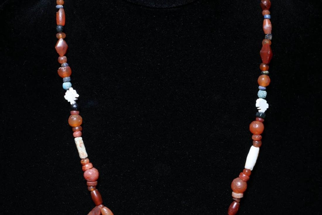 Ancient Beaded Necklace - 3