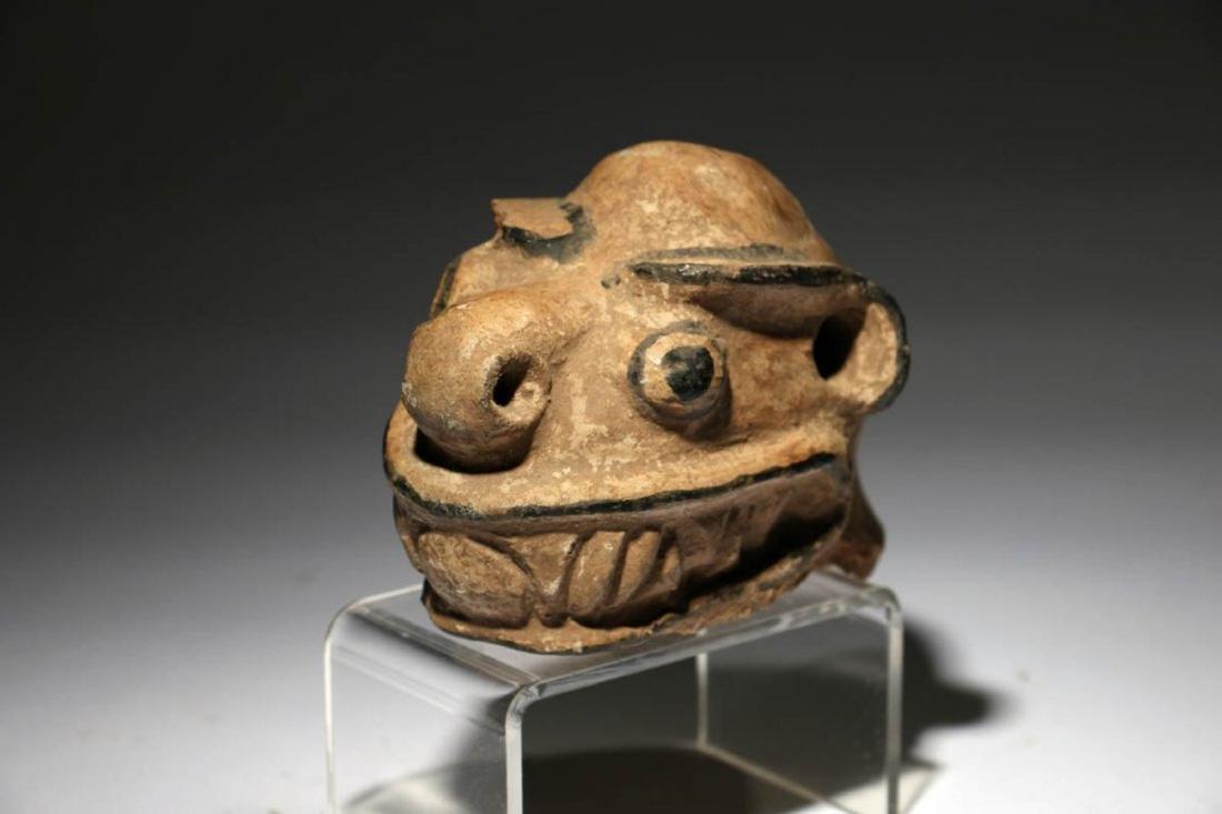 Pre-Columbian Mayan Jaguar