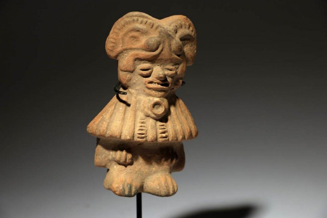 Pre-Columbian Mayan Terracotta - 2