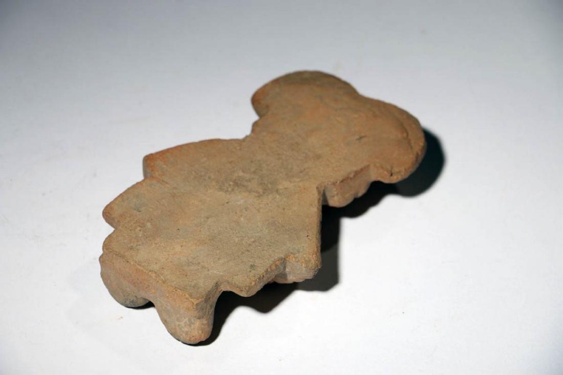 Pre-Columbian Mayan Terracotta - 3