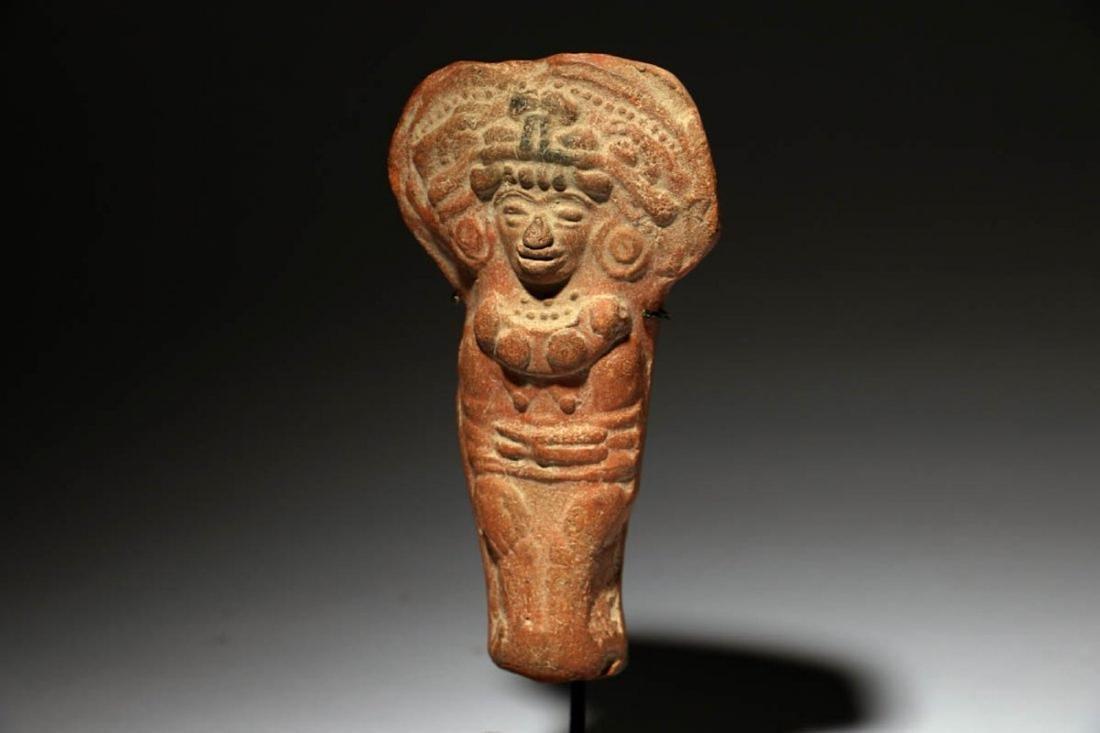 Pre-Columbian Mayan Figure - 2