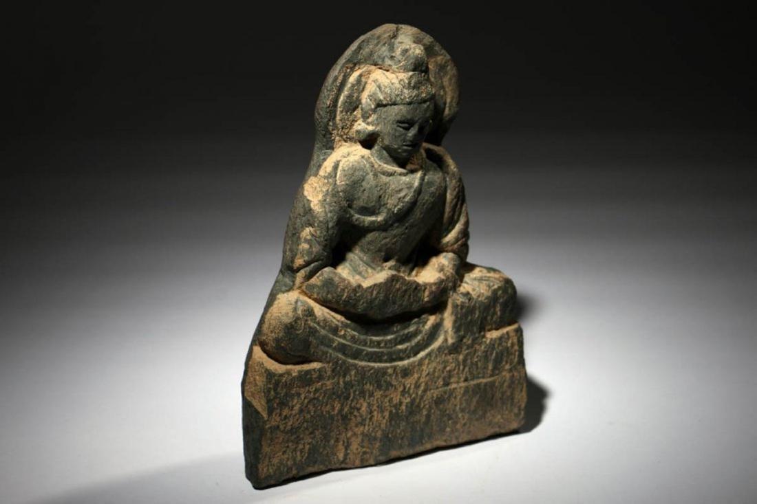 Gandharan Stone Buddha Panel - 2