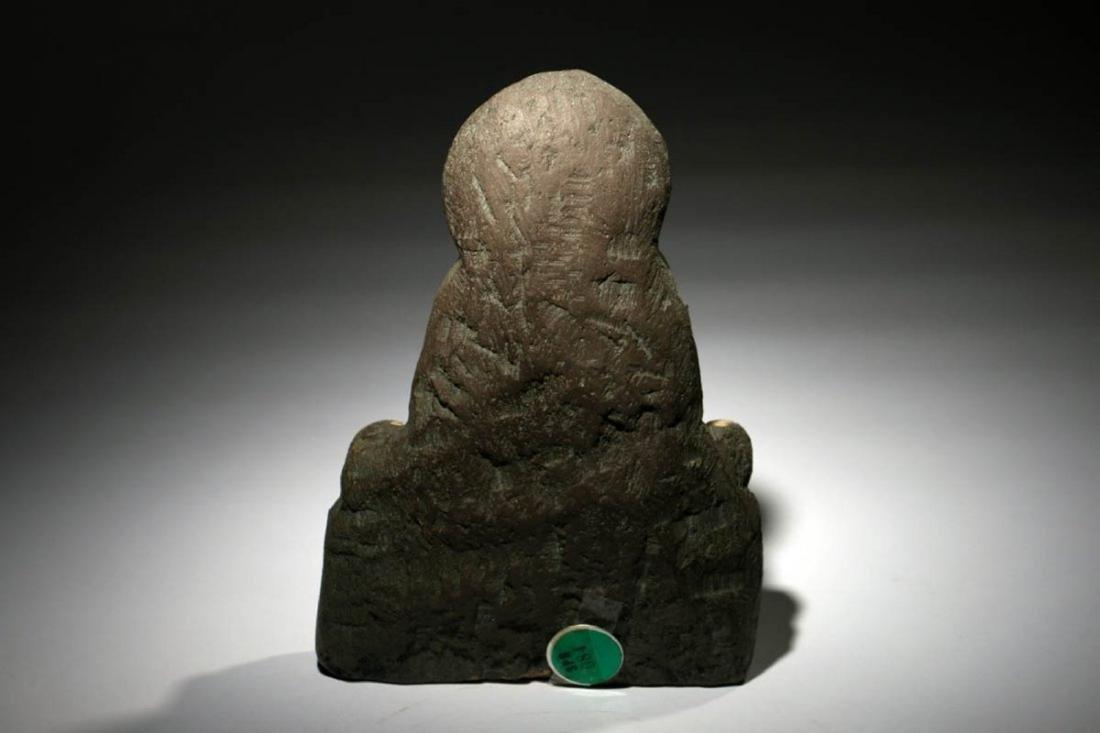 Gandharan Stone Buddha Panel - 4