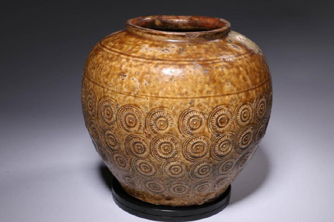 Ancient Chinese Jar