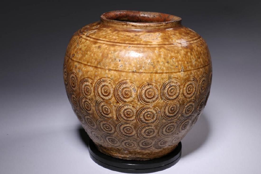 Ancient Chinese Jar - 2