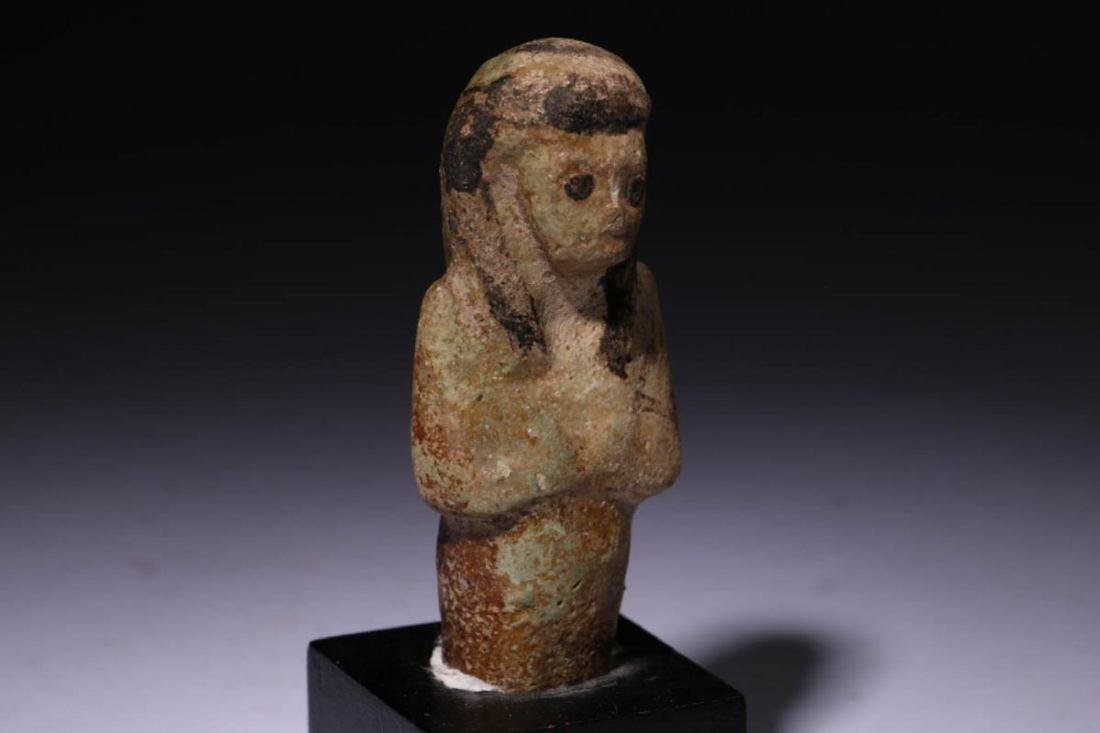 Ancient Egyptian Shabti Fragment - 3