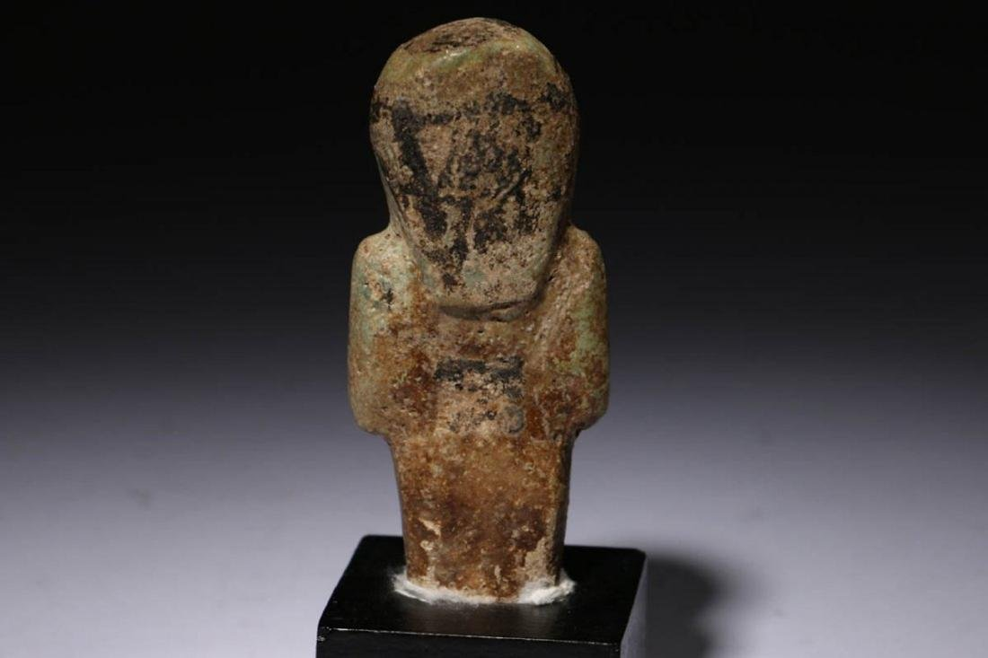 Ancient Egyptian Shabti Fragment - 4