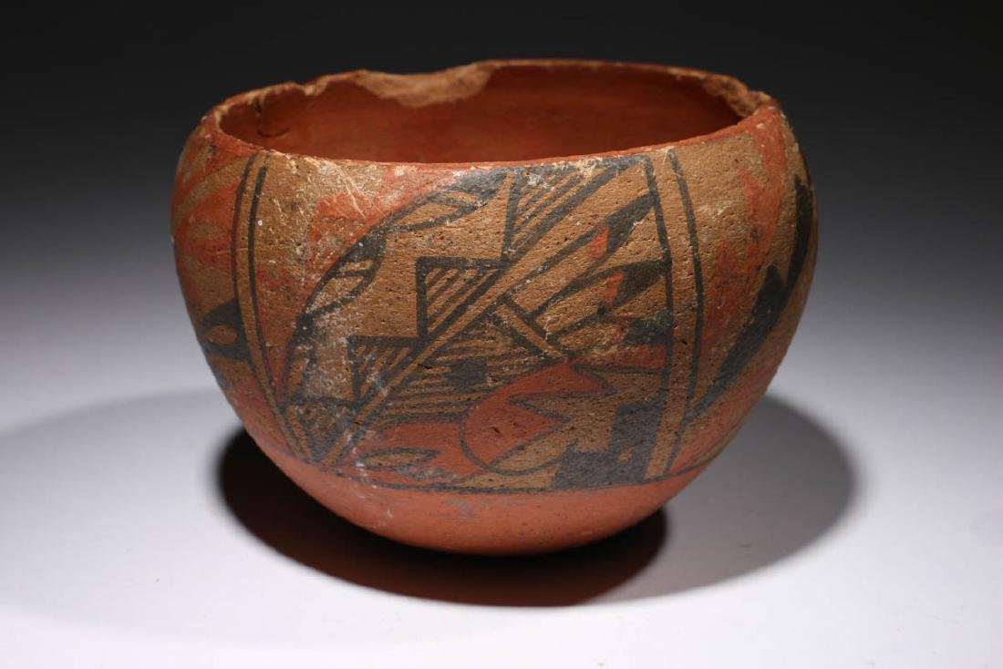 Early Native American Bowl