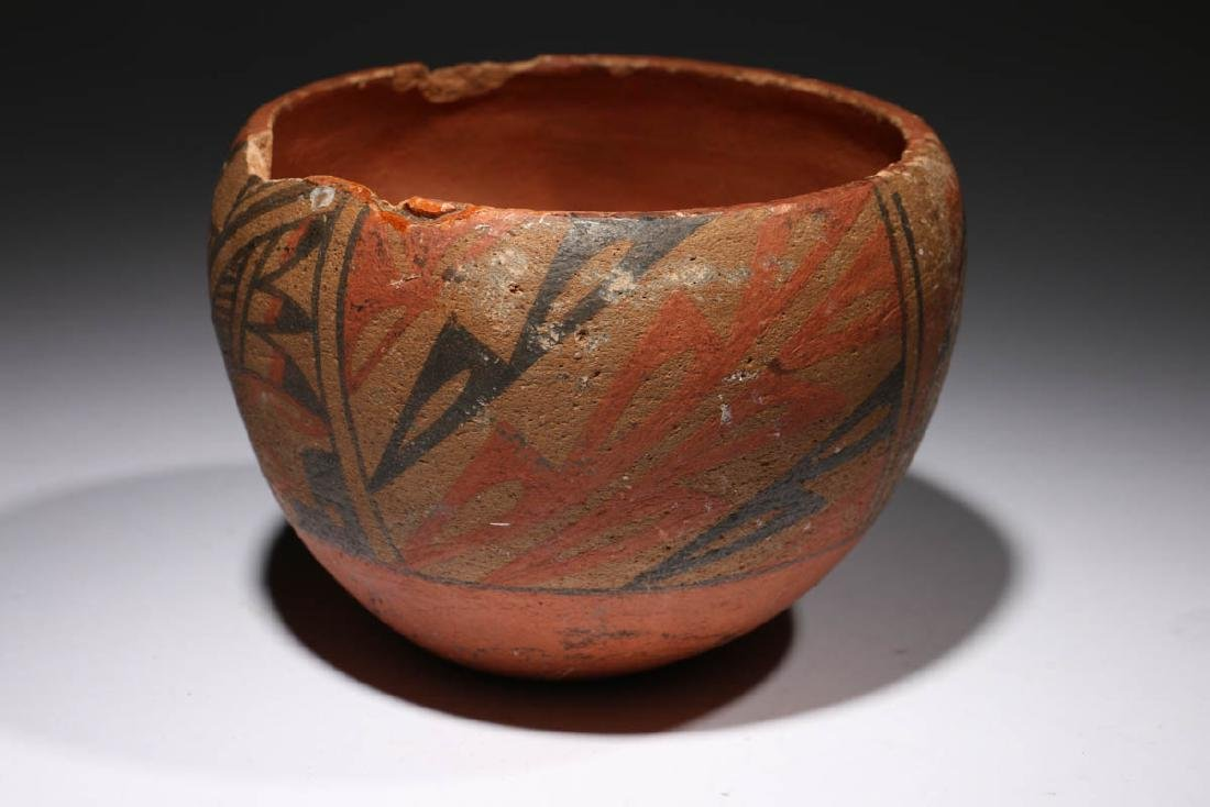 Early Native American Bowl - 2