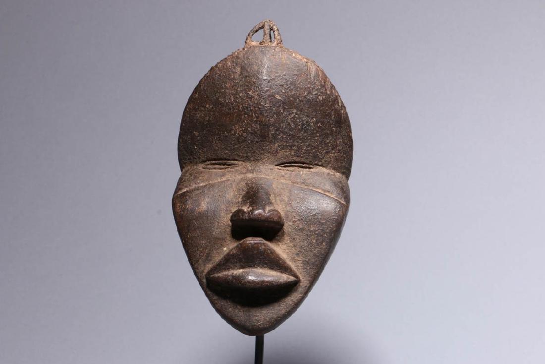 African Art Dan Maskette - 2