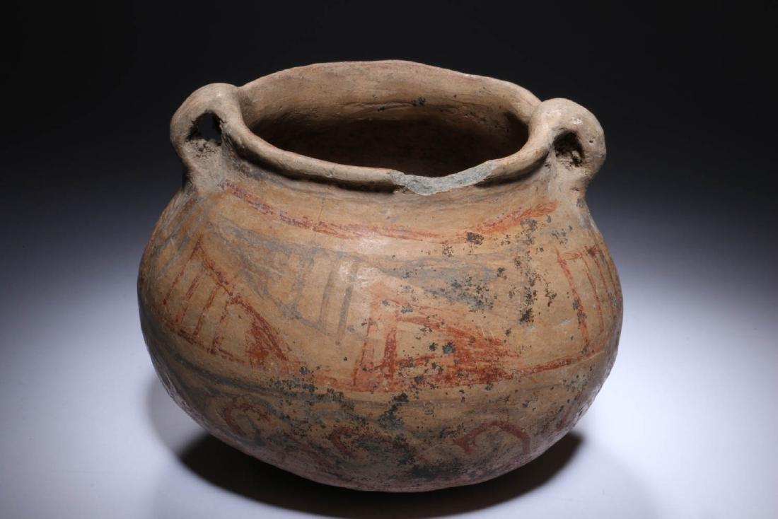 Native American Casa Grande Pottery - 2