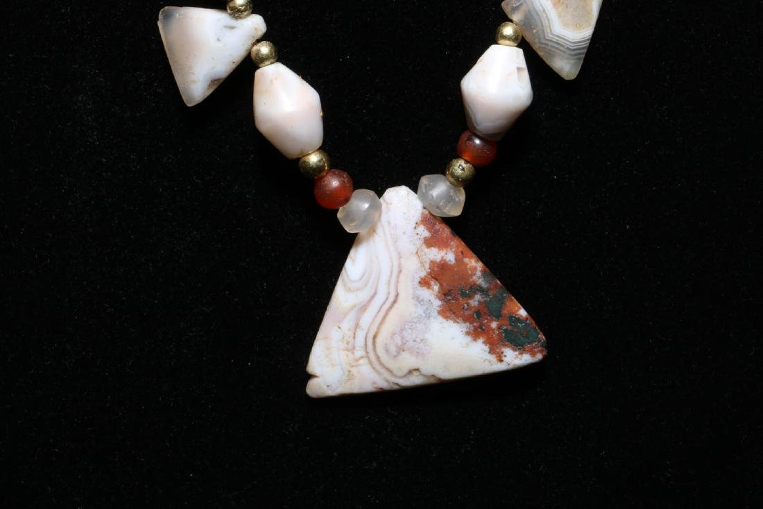 Ancient Stone Necklace - 2