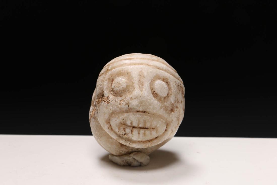 Taino Stone Bead