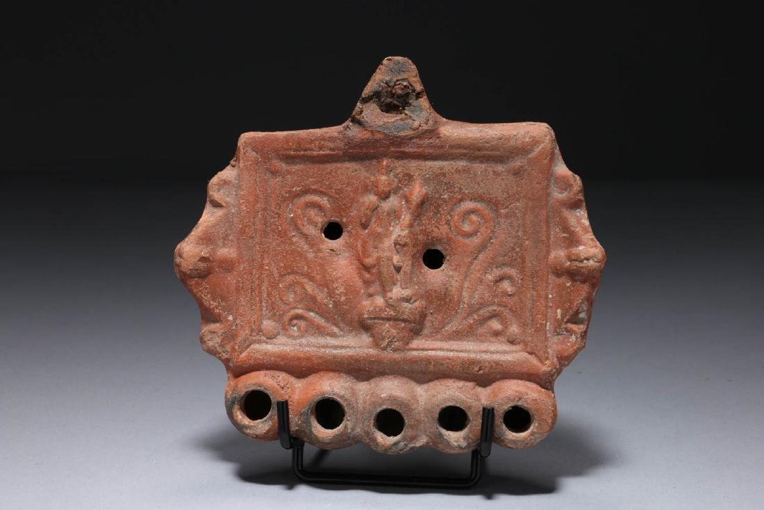 Romano Egyptian Oil Lamp
