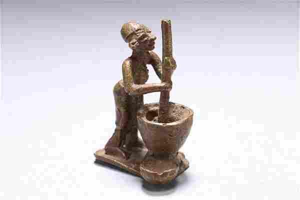 African Art Ashanti Gold Weight