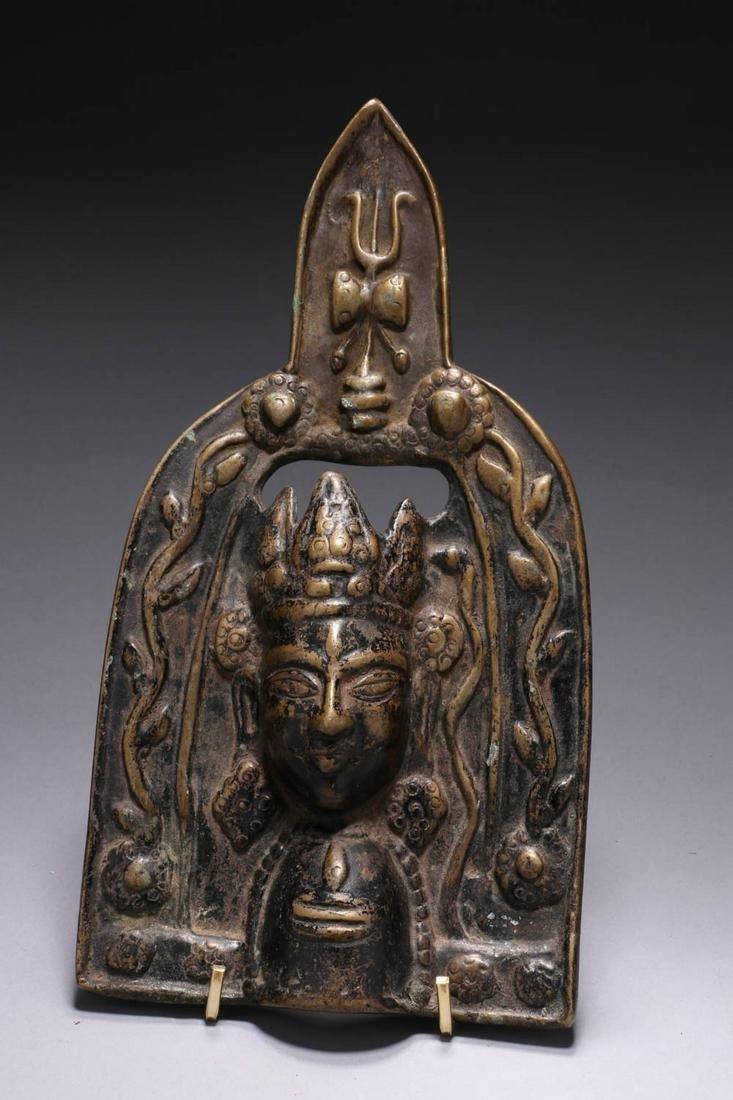 Tibetan Plaque