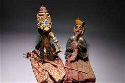 Southeast Asia Theater Puppets