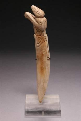 Pre-Columbian Taino Votive Dagger