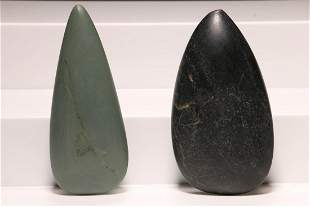 Stone Celts - Lot of two