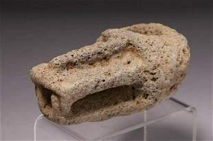 Pre-Columbian Inca Mace Head