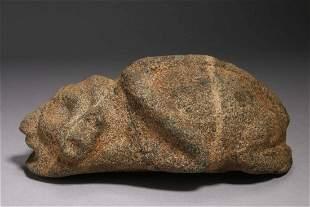 Pre-Columbian Zemi
