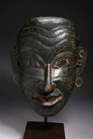Tibet Bhutan Mask