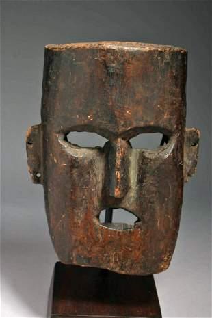 Nepal/Tibet/Bhutan Wood Mask
