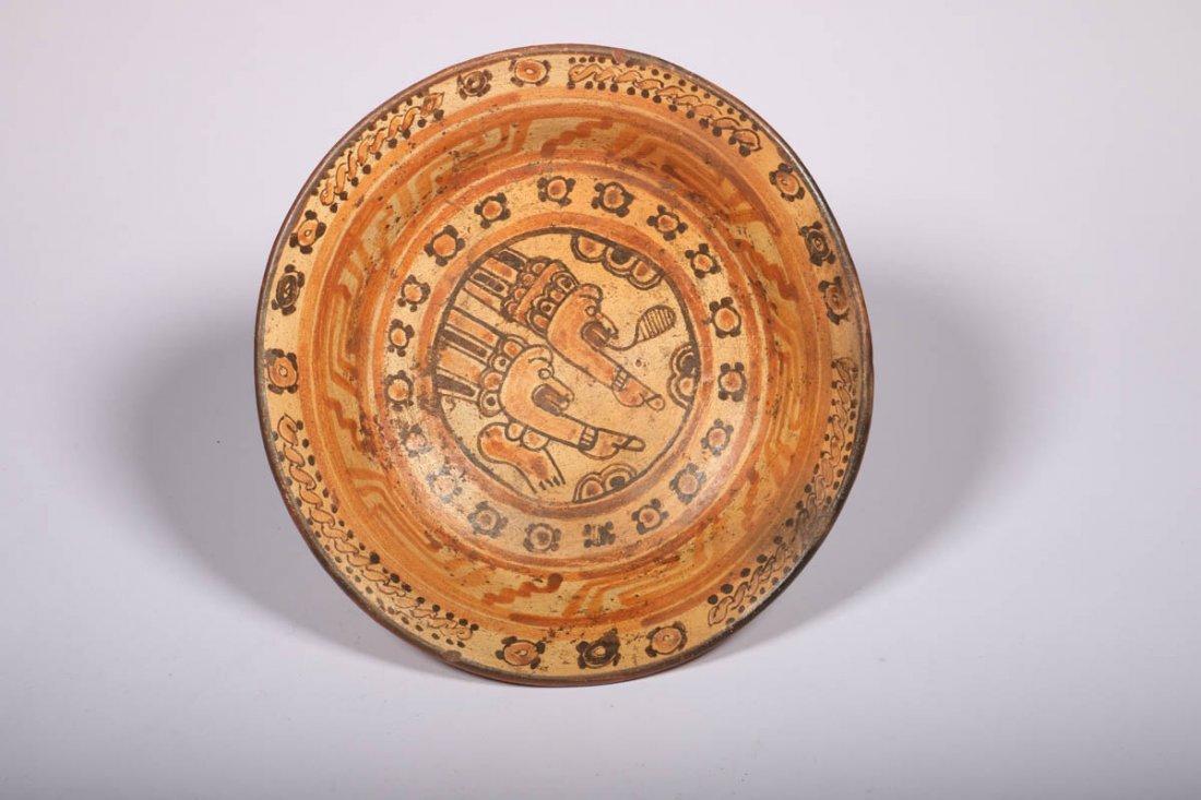 Pre-Columbian Tetrapod Bowl