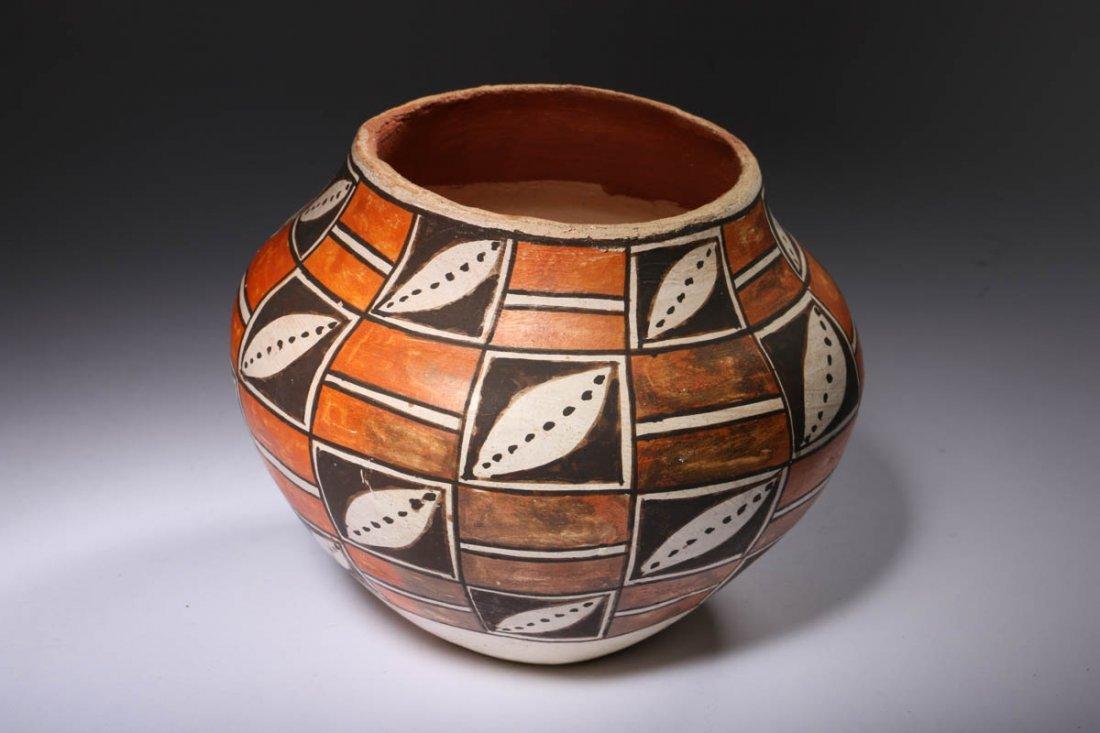 Native American Acoma Pottery