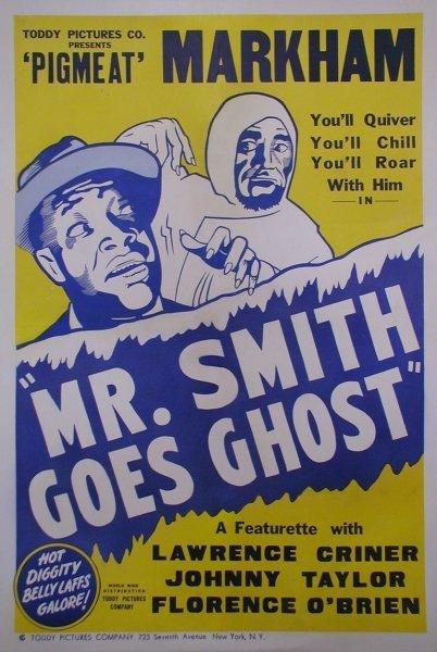 020: MR. SMITH GOES GHOST BLACK BLAXPLOITATION