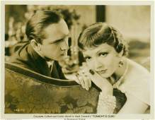 009: 1930S SCENE STILLS POWELL, MYRNA LOY, COLBERT