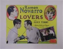 037: LOVERS RAMON NAVARRO