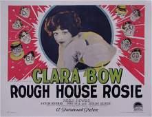 461: ROUGH HOUSE ROSIE CLARA BOW