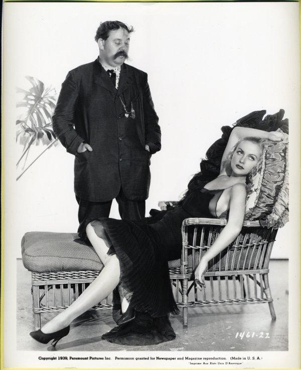 008: WHITE WOMAN Carole Lombard, Charles Laughton
