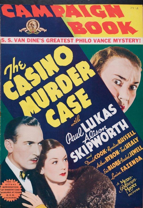 085: CASINO MURDER CASE, THE Paul Lukas