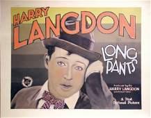347: LONG PANTS Harry Langdon
