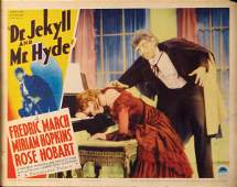 372: DR. JEKYLL AND MR. HYDE Fredric March, Hopkins
