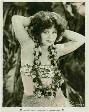 HULA Clara Bow